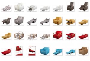 Ayrancı refakatçi koltukları